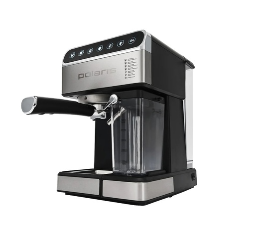 Кофеварка рожковая Polaris PCM 1535E Adore Cappuccino ( Скидка 30% )