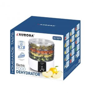 Сушка для овощей и фруктов Aurora AU3371 ( Скидка 30% )