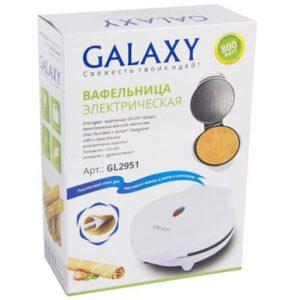 Вафельница Galaxy GL2951 ( Скидка 40% )
