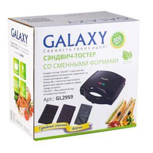 Прибор со сменными панелями Galaxy GL2959 ( Скидка 30% )